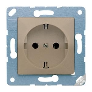 Розетка JUNG SL500 CD120BB